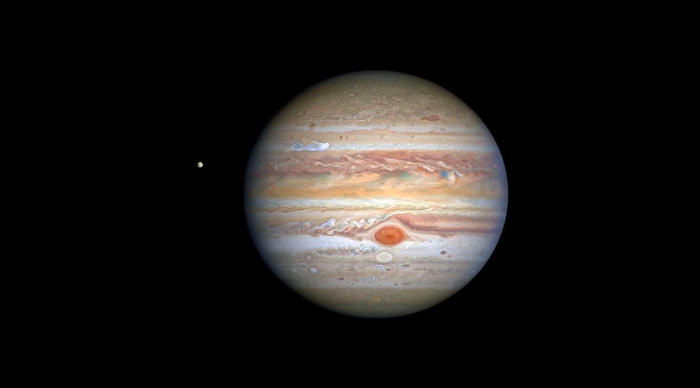 Teleskop Hubble snimio nove fotografije Jupitera i otkrio oluju na najvećem planetu Sunčevog sustava