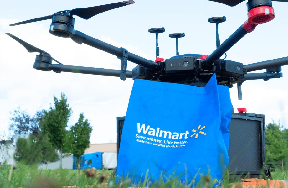 Walmart će testirati dostavu namirnica dronovima kako bi se kupci što manje izlagali zarazi