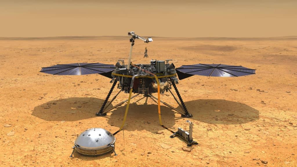 """Američka svemirska agencija NASA proglasila sondu InSight """"mrtvom"""" nakon dvije godine rada"""