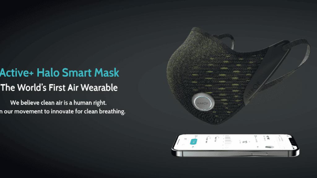 AirPop – pametna maska koja vas podsjeća kad trebate promijeniti filtar