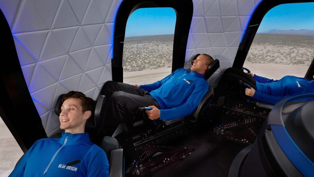 Tvrtka Blue Origin uspješno testirala novu unaprijeđenu kapsulu za putovanja u svemir