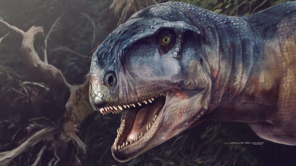 Otkriven dinosaur s neobičnom lubanjom sličan T-Rexu