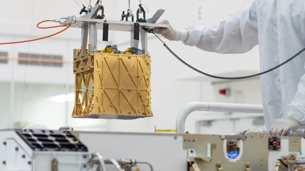 NASA-in rover Perseverance prvi put stvorio kisik na Marsu