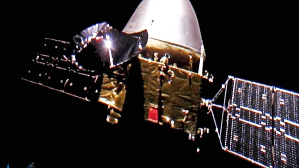 Rover koji će Kina poslati na Mars dobio ime po bogu vatre