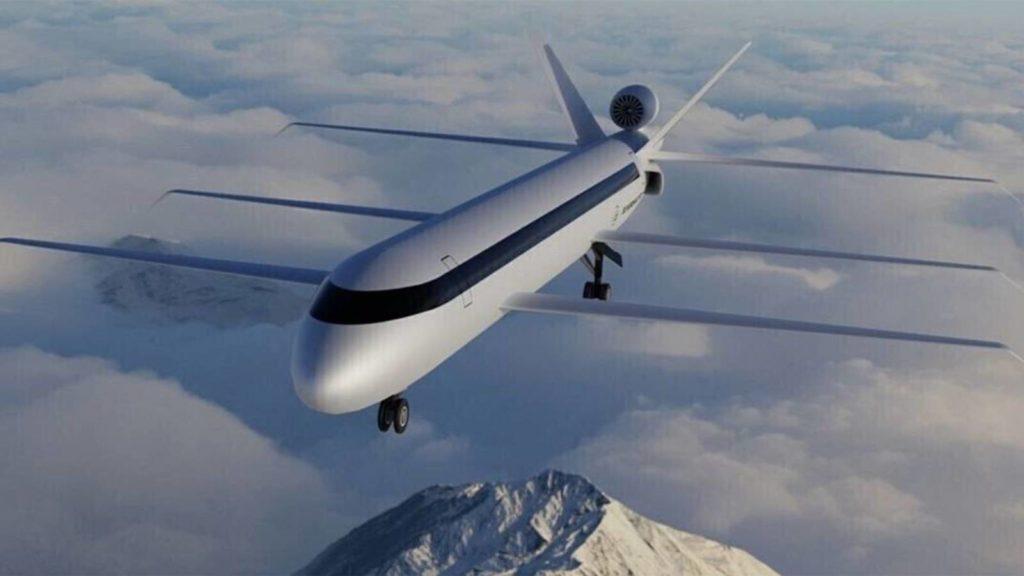 Jumbo Jet s tri para krila mogao bi smanjiti potrošnju goriva za 70%