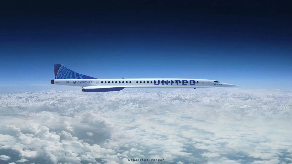 United Airlines kupuje 15 supersoničnih aviona od tvrtke Boom Supersonic