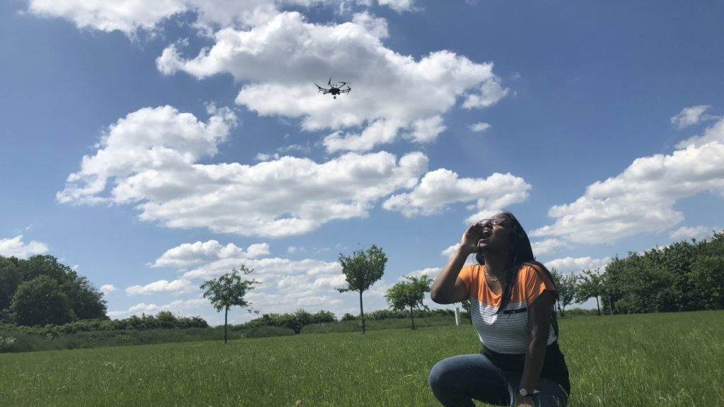 Njemački znanstvenici rade na dronovima koji će detektirati ljude koji viču
