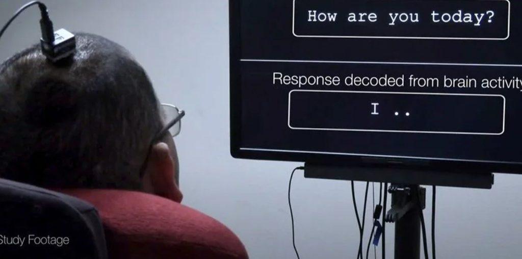 Moždani valovi paraliziranog čovjeka pretvoreni u govor