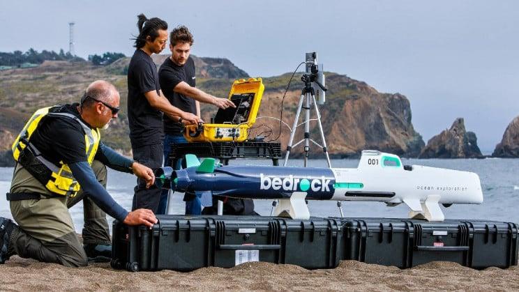 Autonomne podmornice mapirati će morsko dno kako bi pronašle prikladne lokacije za vjetrofarme