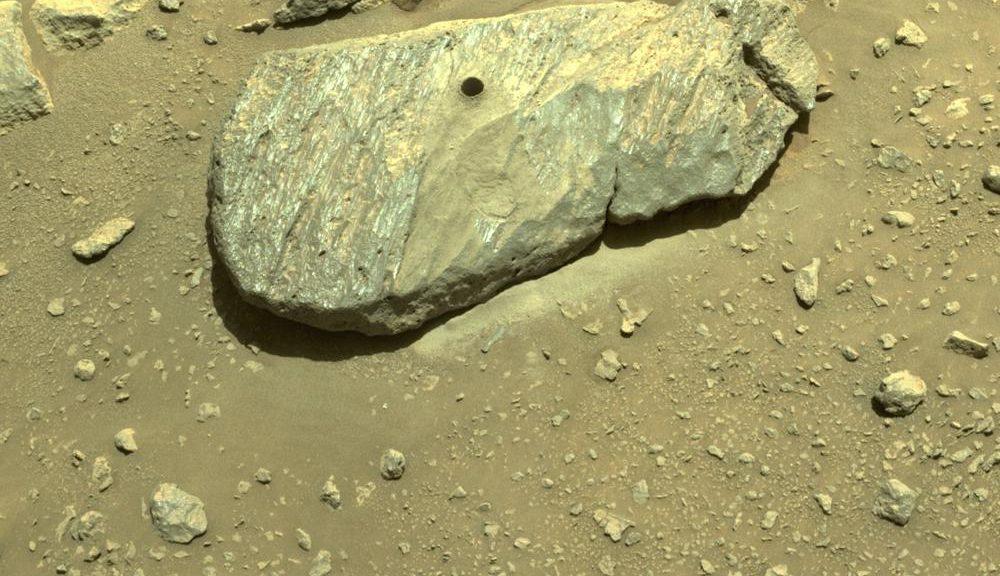 NASA potvrdila da je rover Perseverance pokupio prvi kamen s Marsa
